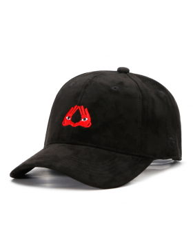 Cayler & Sons In The House - Curved dad cap - black