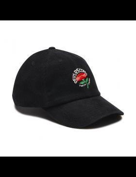 DEUS Cherry Cap - black