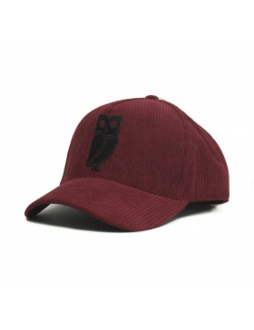 Veryus Clothing - Machame Corduroy Cap - Red