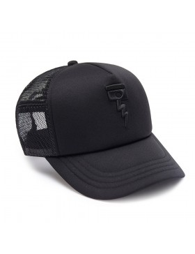 DEUS Hat Trucker November - black