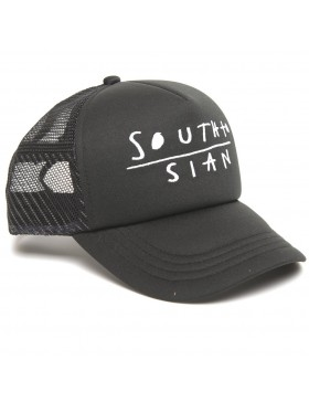 DEUS Hat Trucker Sylvester - black