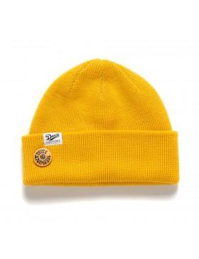 DEUS Sunny Beanie - Chrome Yellow