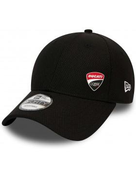 New Era 9Forty Curved cap (940) Ducati Corse - Black