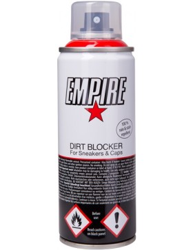EMPIRE Dirt Blocker - stain- and water repellent nano spray