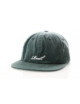 Reell 6 panel Freedom snapback Dark Green