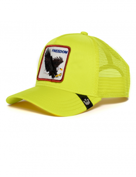 Goorin Bros. Freedom Trucker cap - Yellow
