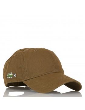 Lacoste hat - Gabardine cap - Soldat