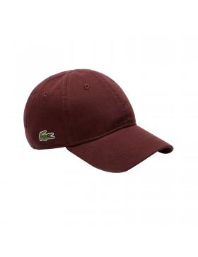 Lacoste hat - Gabardine cap - Vertige