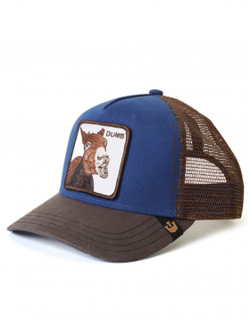 Goorin Bros. Dumbass Trucker cap -  Royal