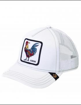 Goorin Bros. Gallo Trucker cap - White