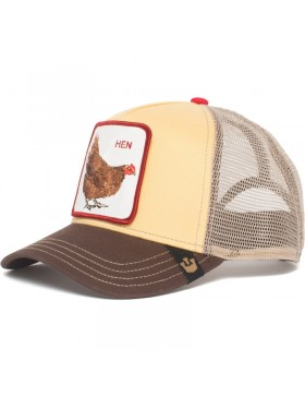 Goorin Bros. Hen Trucker cap - Yellow