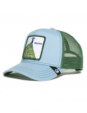 Goorin Bros. Hey Mister Trucker cap - Blue
