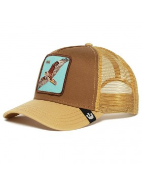 Goorin Bros. High in the Sky Trucker cap - Brown