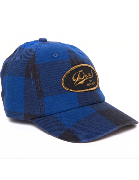DEUS Kevin Dad cap - Denim Blue