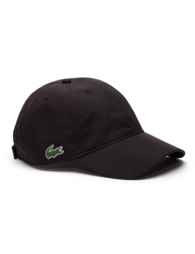 Lacoste hat - Sport cap diamond - black