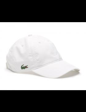 Lacoste hat- Sport cap diamond - blanc white