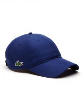 Lacoste hat - Sport cap diamond - ocean