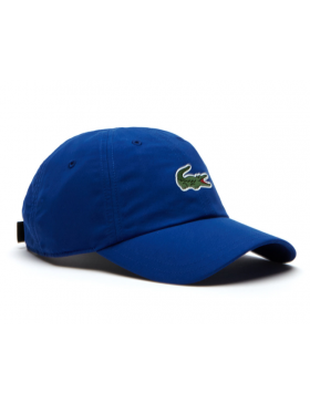 Lacoste hat- Sport Microfiber Crocodile - france blue