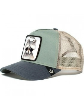 Goorin Bros. KIDS Little Rascal Trucker Cap - Grey