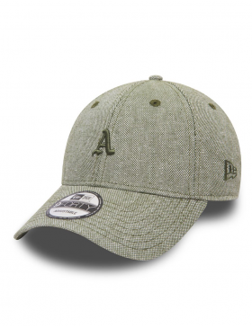 New Era 9Forty Basket Weave (940) Oakland Athletics
