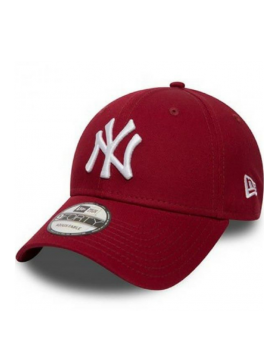 New Era 9Forty Curved cap (940) NY Yankees - Red