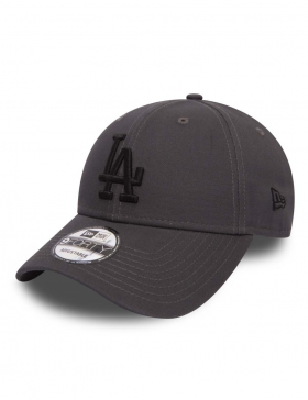 New Era 9Forty League Essential (940) Los Angeles Dodgers Graphite Black