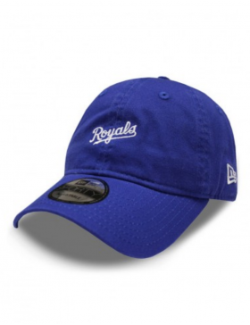 New Era 9Forty Mini Wordmark (940) Kansas City Royals blue
