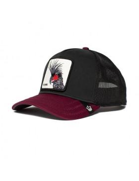 Goorin Bros. Punk Sqwuak Trucker cap - Black