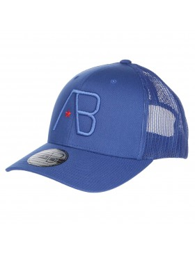 AB cap Retro Trucker - Royal Blue