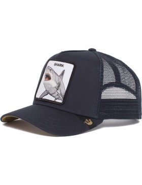 Goorin Bros. Dunnah Trucker cap - Blue