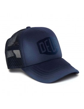 DEUS Sunny Shield Trucker cap - Navy