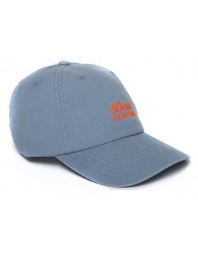 DEUS Sunbleached cap - Blue Heaven