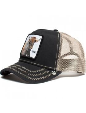 Goorin Bros. That's Bull Trucker cap - Black
