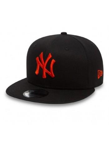 New Era 9Fifty MLB (950) NY New York Yankees - Black Orange