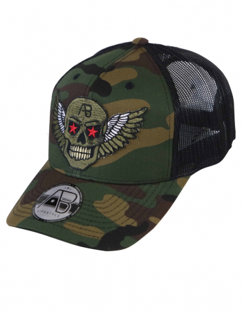 AB cap Retro Trucker - Airforce - camo