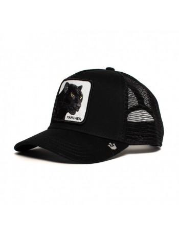Goorin Bros. Panther Trucker cap - Black