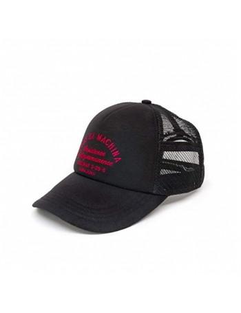 DEUS Bleached Harajuku Trucker cap - Beluga
