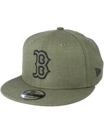 New Era 9Fifty MLB Heather Essential (950) Boston Red Sox - Green