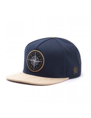 Cayler & Sons Navigating - Snapback cap - navy