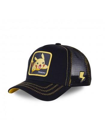 Capslab - Pokemon Trucker cap - Pikachu