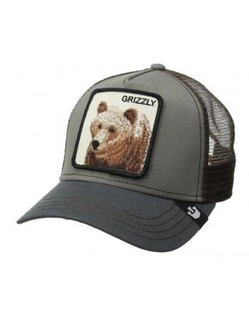Goorin Bros. Grizz Trucker cap olive