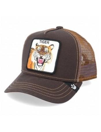 Goorin Bros. KIDS Little Tiger Trucker Cap - Brown