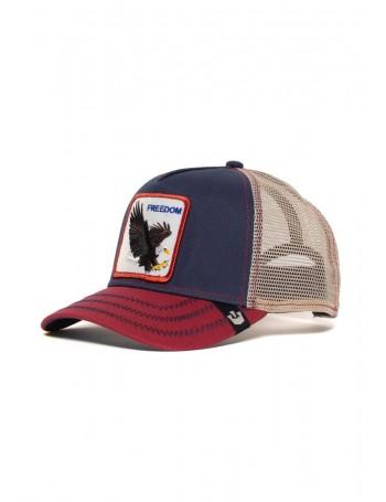 Goorin Bros. Let it Ring Trucker cap - Blue