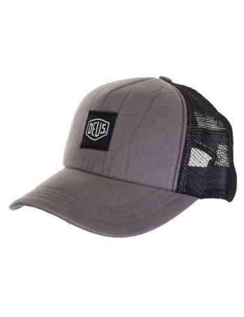 DEUS Mavis Trucker cap - Black