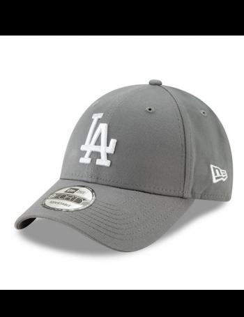 New Era 9Forty Curved cap (940) LA Los Angeles Dodgers - Grey