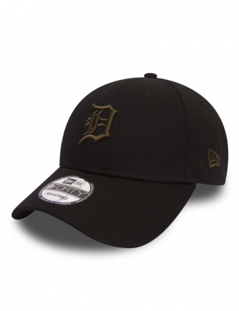 New Era 9Forty League Essential (940) Detroit Tigers Black Olive
