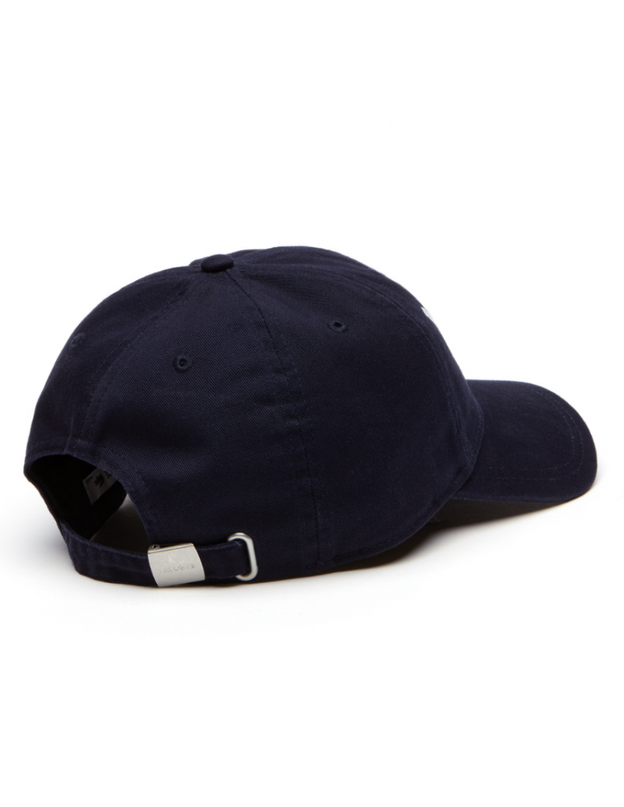 Lacoste hat - Fairplay - navy blue - €39 03a4ac88fd5d