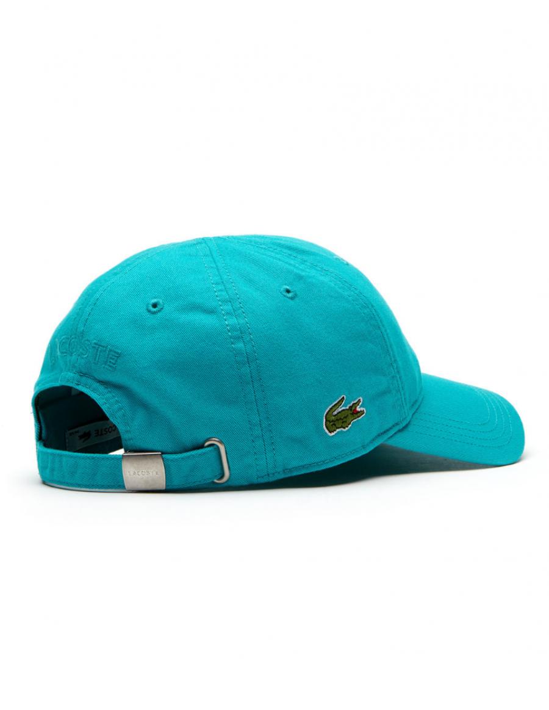 82f076c7636 Lacoste hat - Gabardine cap - bermuda - €34