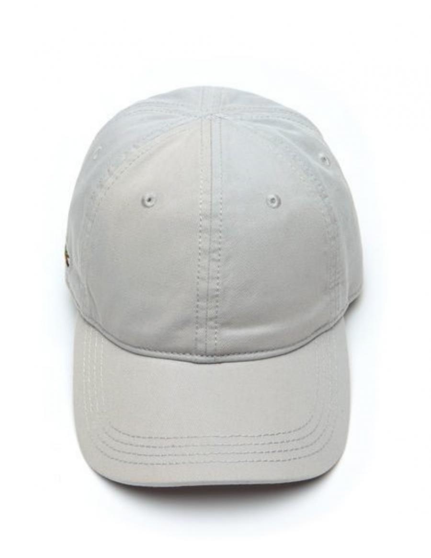 10f68882fc5 Lacoste hat - Gabardine cap - Nimbus - €34
