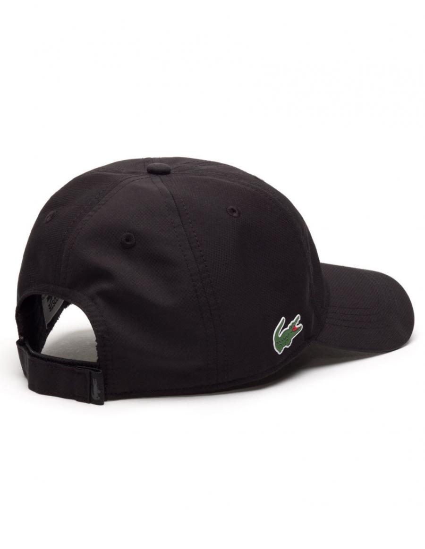 Lacoste hat - Sport cap diamond - black - €34 3a1b8040093